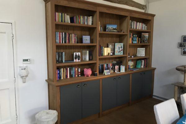 Boekenkast Hilhorst